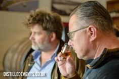 Daz and Paul tasting