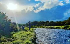 River Laggan Fishing