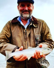 islay sea trout