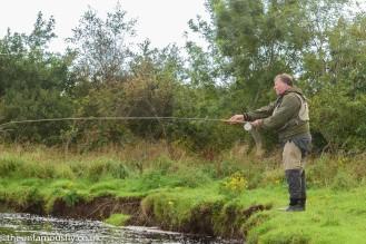laggan salmon fishing