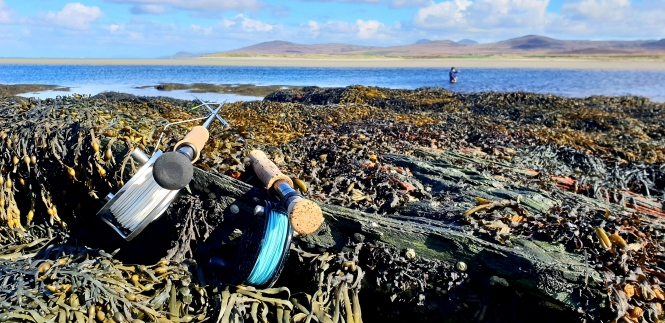 Islay sea trout fishing