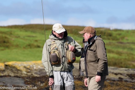 Islay fishing guides
