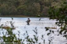 Islay loch fishing